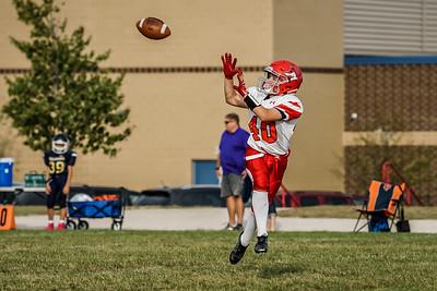 2017 Blake Kersting Yorkville Football