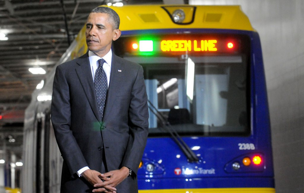 ". <p>3. BARACK OBAMA <p>No doubt blaming Wednesday�s Green Line derailment on Republican roadblocks. (1) <p><b><a href=\'http://www.twincities.com/localnews/ci_25234278/central-corridor-train-derails-downtown-st-paul\' target=\""_blank\""> HUH?</a></b> <p>     (Pioneer Press: John Doman)"