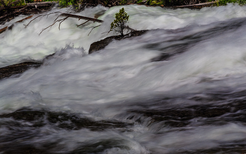 Crazy Creek Cascades