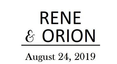 RENE & ORION - WEDDING, FREMONT