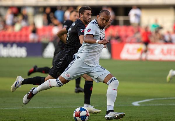 Soccer: D.C. United vs. New England Revolution