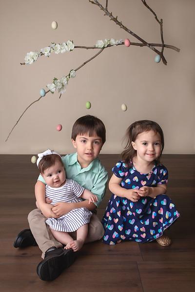 James, Ava & Sienna