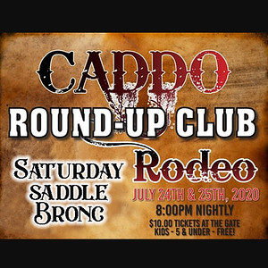 Saturday Night Saddle Bronc