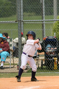 Benjamin Tigers Baseball 2006