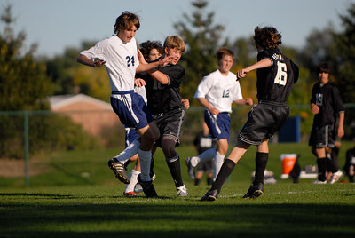 JV vs Pettisville - 10-5-2006