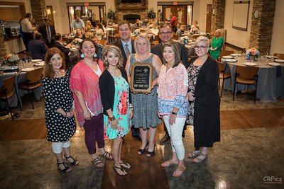 2018 Excellence in Education Banquet