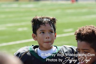 09-20-2014 MVSA Chiefs vs Ridge Rd Titans  Tiny Mites, Photos by Jeffrey Vogt Photography