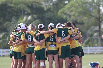 Day 4 Mixed 20 AUS X20 VS NZL X20