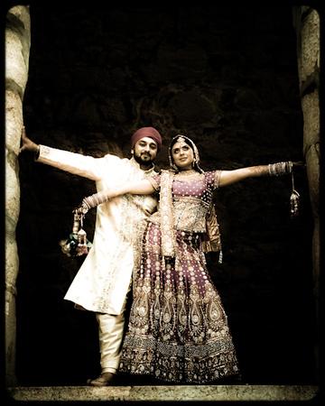 VIDEO ~ Sonia & Aman Wedding, Part III: Portrait Highlights-Public Gallery