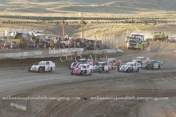 2019 6-29 Wild West Modified Tour, Diamond Mountain Speedway