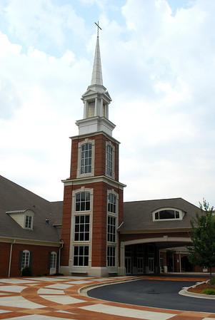 Baptism's 2012
