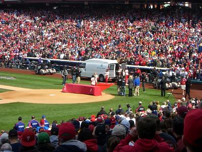 Phillies Ring Ceremony (2009)