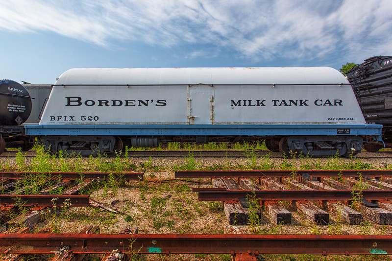 Borden Milk Car