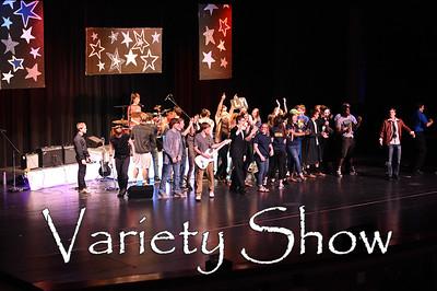 2015 Variety Show