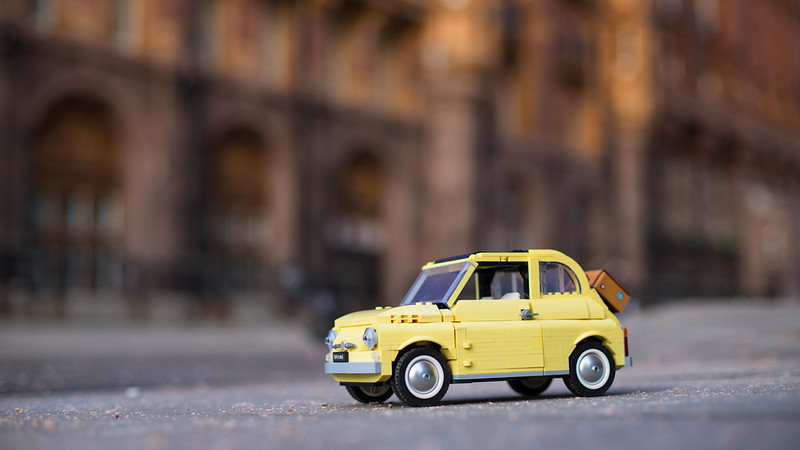 10271 - The Fiat 500