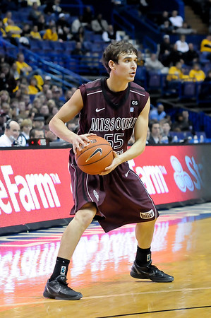 MVC - Men's Tournament - Game 6 - Evansville vs Missouri State 03/02/12