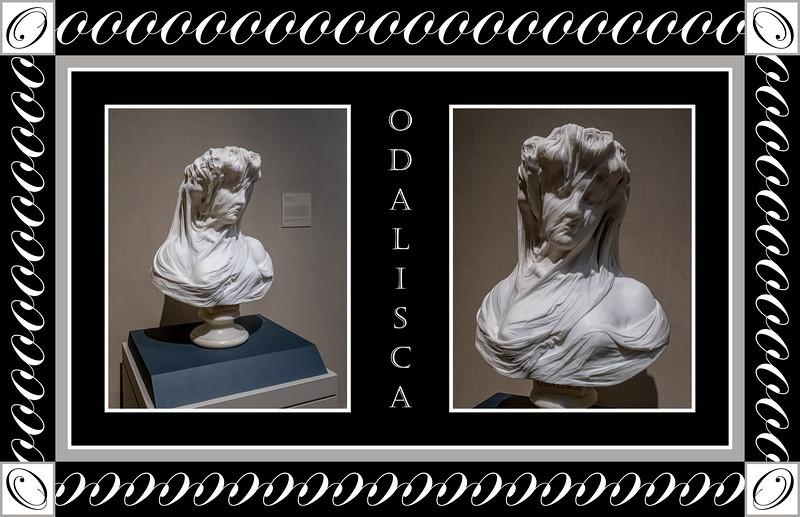 Alphabet Challenge:  O – Odalisca or Odalisque