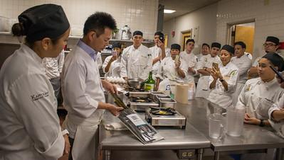 Guest Chef Seiya Masahara February 2019
