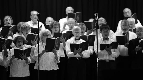 VL Singers...Music Across America 4/2017