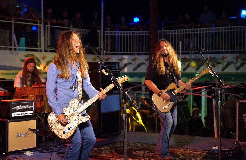 Blackberry Smoke concert photos Simple Man Cruise VII