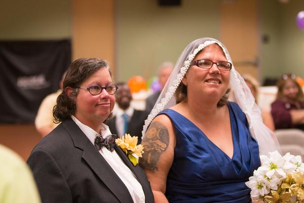 Danti - Alloway Wedding, Oct. 25, 2014