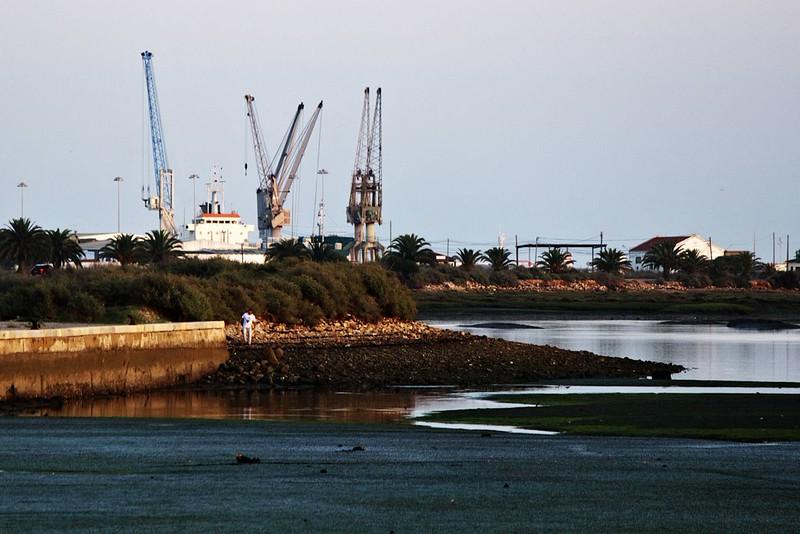 Tohle je pravděpodobně stejná loď, kterou jsem měl už na jednom z předchozích snímků z Ilha de Faro