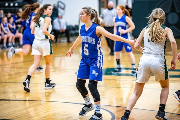 BTHS Basketball vs. Shenandoah
