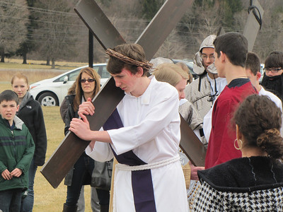 Good Friday & TLC Teens Stations of the Cross 2013