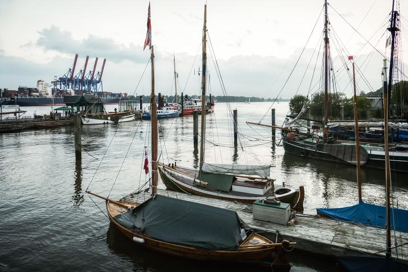 Museumshafen Oevelgönne Hamburg