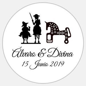 Álvaro & Divina