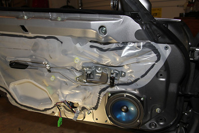 2007 Honda S2000 Front Door Speaker Installation - Canada