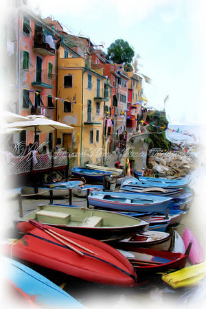 Digital Fine Art - Italy - Series 1
