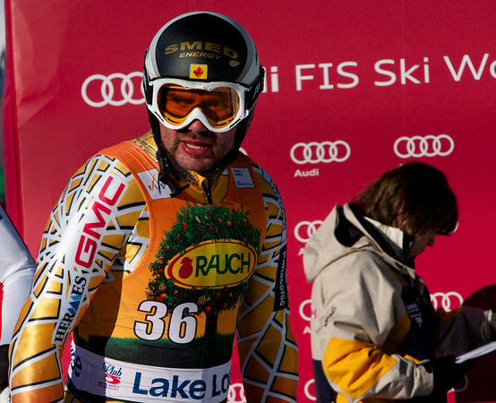 WORLD CUP - Lake Louise 2010