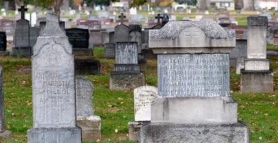 Morris Hill Cemetery 11.1.14