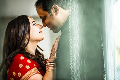 Sara & Sandip Wedding Anniversary