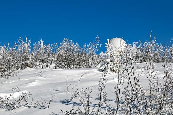 Fairbanks, Alaska - Winter 2021