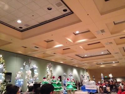 2015 (12/17) CSG Christmas Party (Hyatt hotel great America)