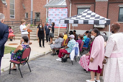 Community Outreach at Miracle Christian Center: 9/18/21