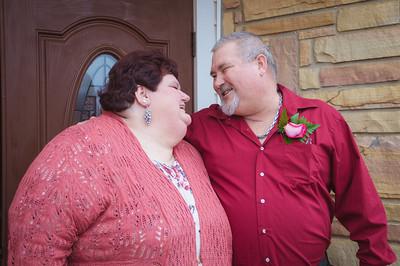 Mr. & Mrs. Hensley