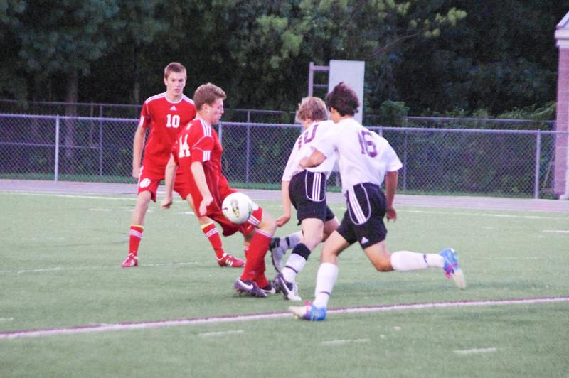 HHS Soccer II