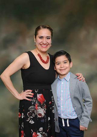 Mesquite Mom -Son  Photos 2020