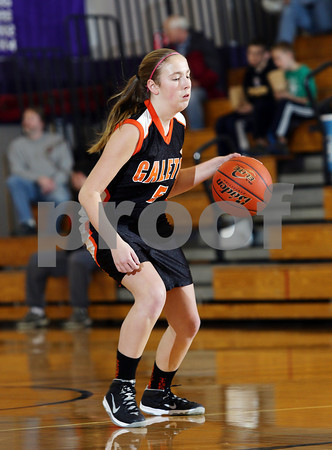 2014 Galeton Girls JV Basketball @ Coudersport