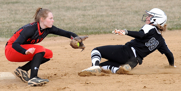 Yorkville vs. Kaneland Softball - April 10, 2018