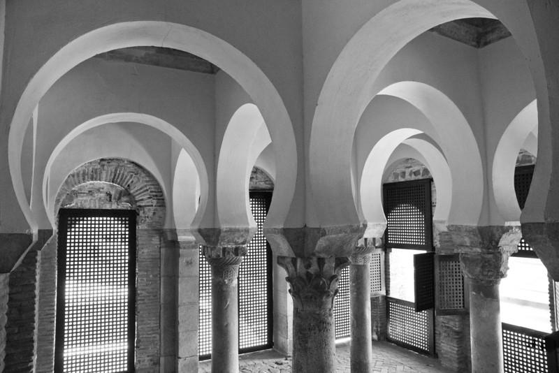 Mesquita del Christo de la Luz, Toledo.