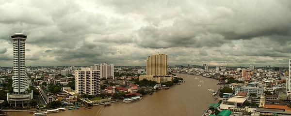 China & Bangkok