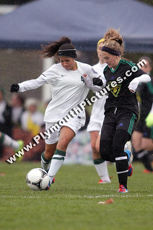 2012 - Soccer - MSYSA Girls Quarterfinals - Oct 13