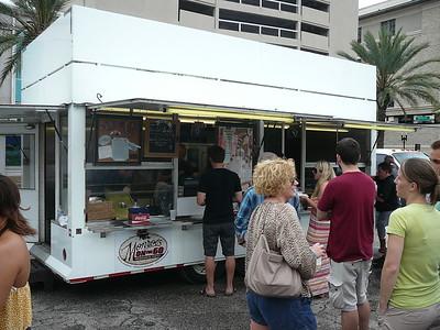 Jax Truckies Downtown Food Truck Rally