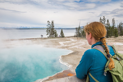 Yellowstone West Geyser Basin