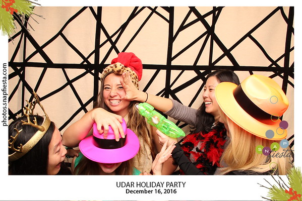 UCSF Udar Holiday Party 12.16.16