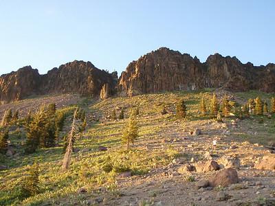 Castle Peak 2009-08-13